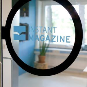 ReStyling inrichtig kantoor van Instant Magazine door Hal 72 Stoer industrieel wonen 5
