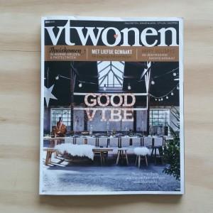 Hal 72 Stoer industrieel wonen staat in de VT wonen van december 2015 en is 3x genoemd 3